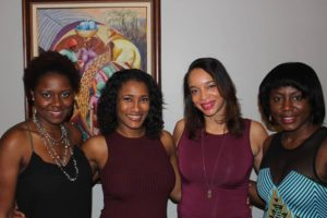 Ladies at Sickle Cell Gala