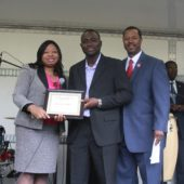 Sponsor & Presenter,  NJ Flag Day Event, May 2014
