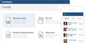 Confluence Collaboration Tool