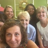 Businesswomen of Spring Lake Pod, June 2016